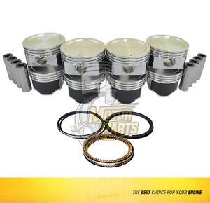 Parts & Accessories Piston & Ring Set Fits Chevrolet GMC Savana 1500  5.3 L Vortec OHV Automotive SIZE STD