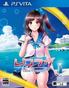 Used-PS-Vita-Rekolove-Blue-Ocean-Japan-Import