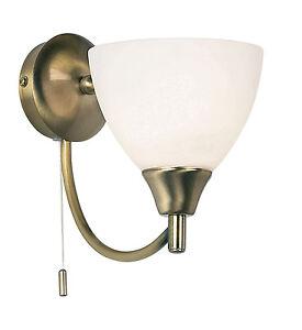 liberee-Alton-1-Litre-Lampe-Murale-60W-laiton-ancien-effet-ASSIETTE-amp-Mat