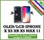 ECRAN-LCD-OLED-iPhone-X-XS-XR-XS-MAX-XSMAX-11-VERRE-TREMPE-OFFERT miniatuur 1
