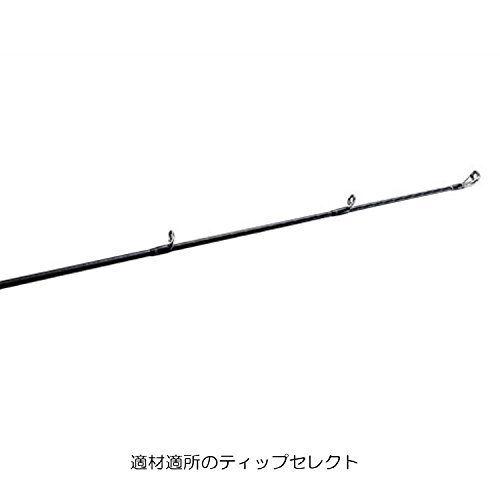 Shimano expride 1610M-2 Baitcasting Rod Para Bajo Juego De Pesca