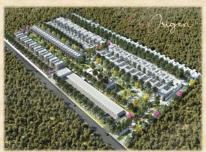 El Origen, casas de 1 y 2 plantas, Amenidades premium