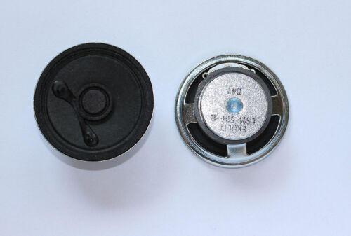 Miniatur Lautsprecher 8 Ohm für Modellbahn Sound und viele andere Anwendungen