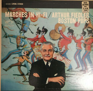 RCA-LIVING-STEREO-LSC-2229-SHADED-DOG-MARCHES-IN-HI-FI-POPS-FIEDLER-EX-NM
