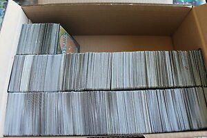 *MRM* Lot de 2500 cartes Peu communes MTG Magic
