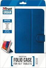 "Artikelbild Trust Aexxo Universal Folio Case for 10.1"" tablets Blau NEU OVP"