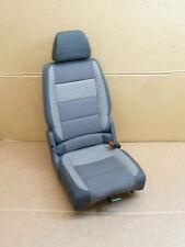 VW Touran 1T CROSS Sitz hinten rechts guter Zustand recht sauber 1T0883065E