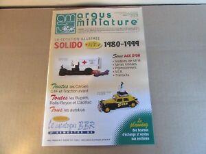 543I-Argus-Miniature-199-Solido-1980-1999-09-10-1999-Magazine-52-Pages
