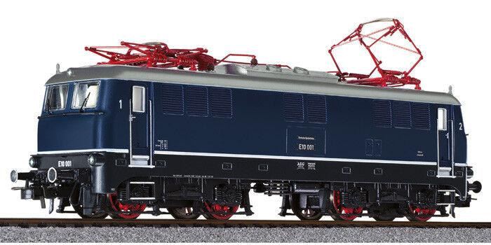 Liliput 132521 Locomotive Électrique Br 10 001 Premier Série Avant-Première DB