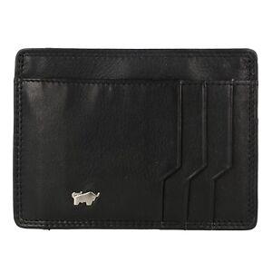 Golf-Secure-Porte-cartes-de-credit-RFID-cuir-11-cm-noir
