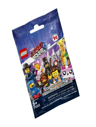 New 2019 1 Minifigure LEGO Minifigures The Movie 2 71023 Building Kit