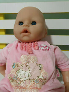 Baby-Annabell-ZAPF-DOLL-TALKING-WELL-BABBLING-792810