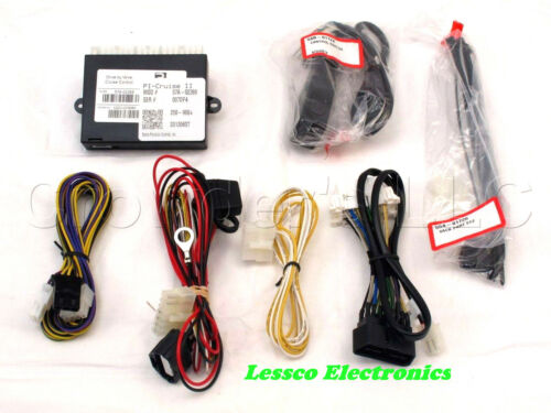 Rostra 250-9604 Complete Cruise Control Kit for 2013 Nissan Sentra 2509604
