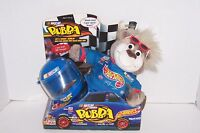 "1999 Nascar Driver Hot Wheels Racing 12"" Plush Talking Bubba The Bear"