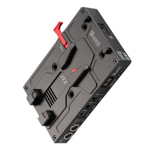 Aliado DP30 C5 ccups le V-Mount fuente de alimentación DR-E6 Para Canon 7D2 5D3 5D4 5DsR DSLR