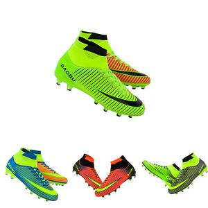 hommes extérieur FOOTBALL CRAMPONS maille chaussures Cheville topteam de foot