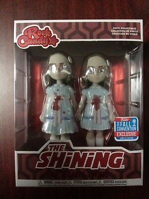 Funko Rock Candy El Resplandor-NYCC 2018 Grady Twins 2 Pack Exclusivo