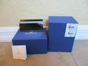 NEW-IN-BOX-UNUSED-SWAROVSKI-AMBIRAY-CARDHOLDER