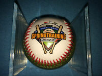 Dodge Jeep Chrysler Collectible Baseball With Case Spring Training