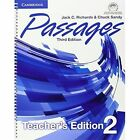 Passages Level 2 Teacher's Edition With Assessment Audio CD/CD-ROM: Level 2 by Jack C. Richards, Chuck Sandy (Mixed media product, 2014)