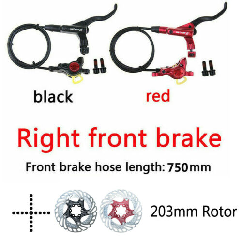 MTB Bike Hydraulic Disc Brakes Cycling 140//160//180//203 Floating Disc Brake Rotor