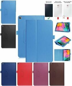 Leather-Flip-Smart-Case-Stand-Cover-For-Samsung-Galaxy-Tab-A-10-1-034-2019-SM-T515