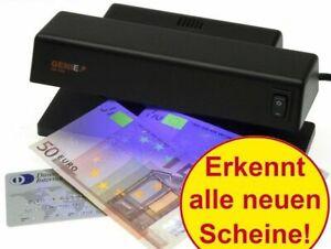 GENIE-MD188-Geldscheinpruefer-Geldscheinpruefgeraet-Geldpruefer-Geld-Pruefer-UV-Lampe