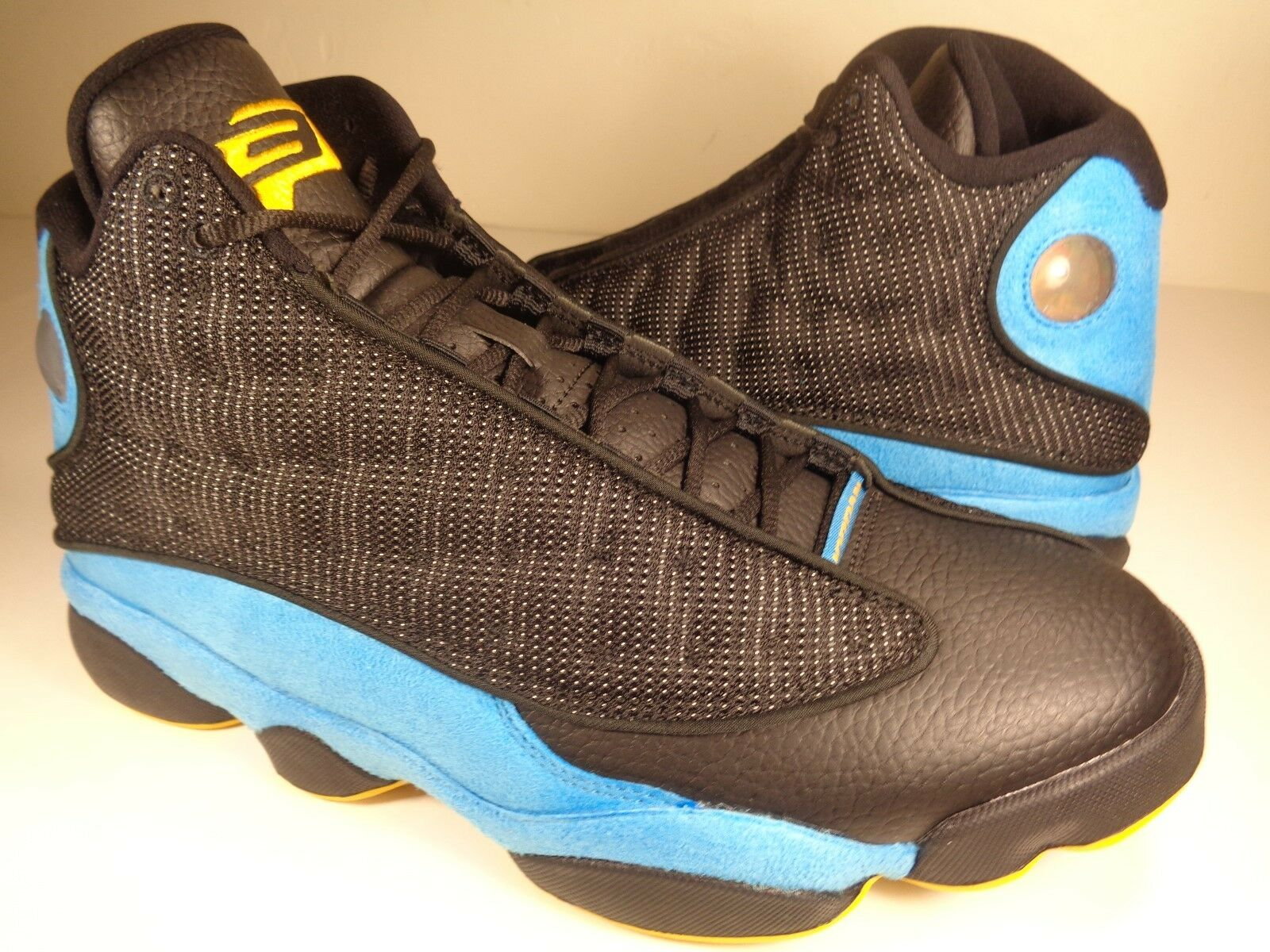 nike air jordan retro - 13. chris paul hornissen - pe cp3 blaue sz - hornissen 9 (823902-015) 47c8cd