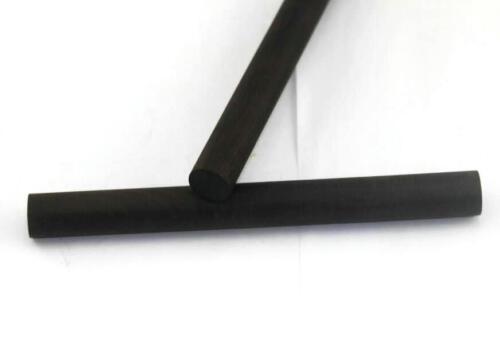 "Eog Stick Black DIY 2Pcs Ebony Lumber 5//8/"" x 6/"" 15*150mm"