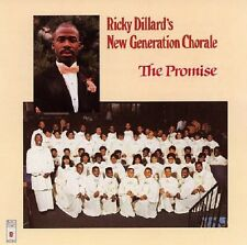 Ricky Dillard - The Promise - New Factory Sealed CD