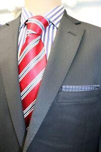 Daniel-Hechter-anthrazit-Anzug