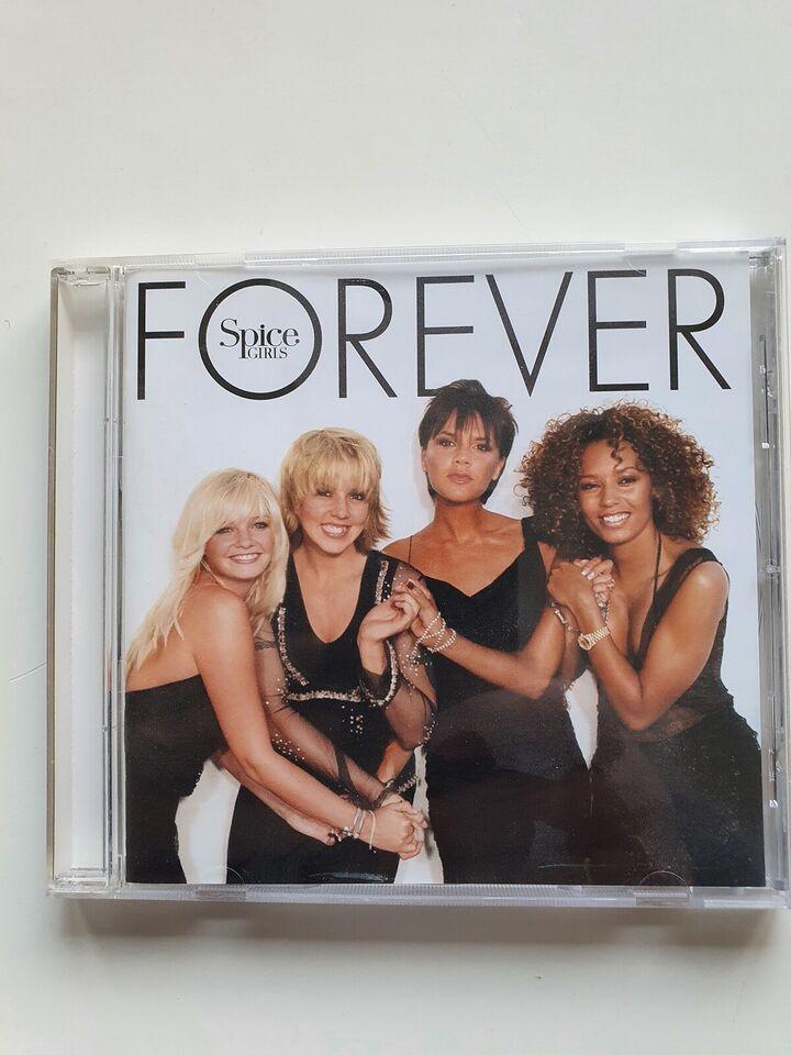 Spice Girls: Forever, pop