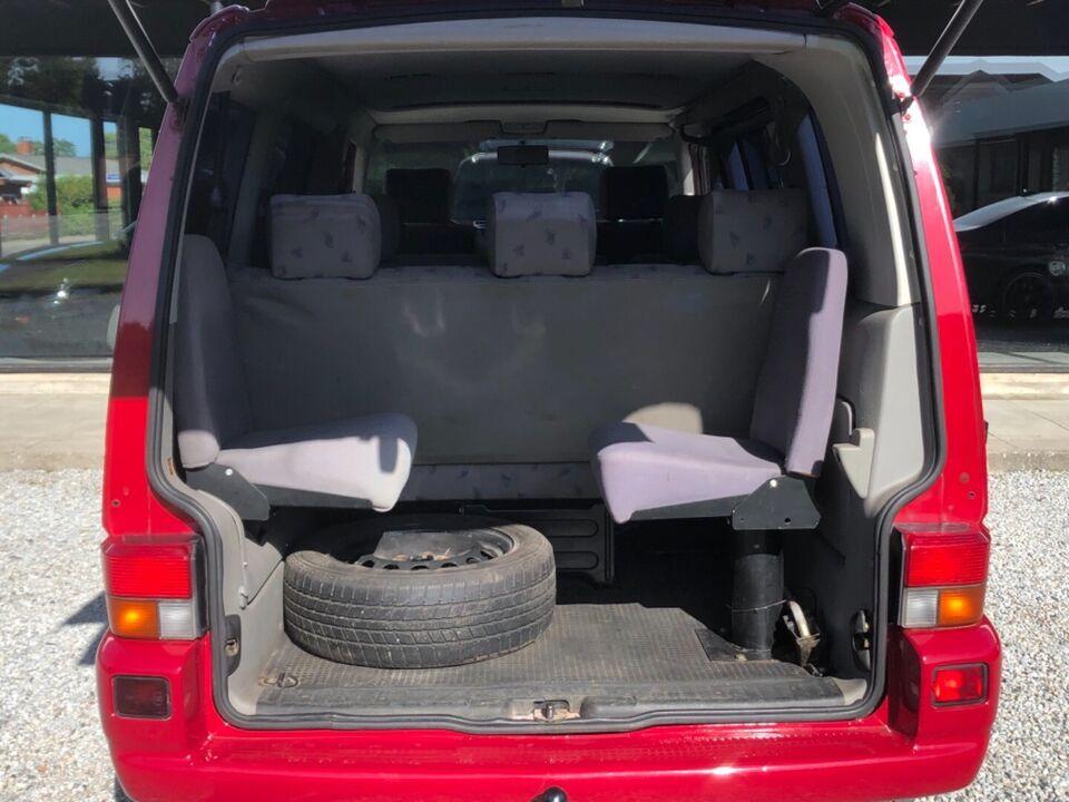 VW Caravelle 2,5 TDi 10prs, Diesel, årg. 1998