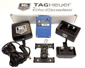 Tag-Heuer-LS-Karting-Transponder-with-Charger-amp-Bracket-UK-KART-STORE