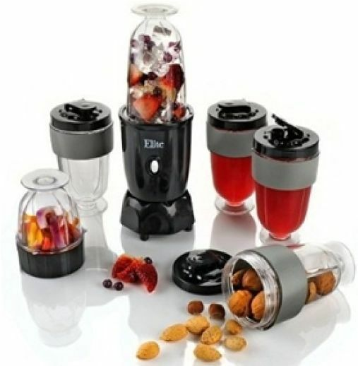 BUY 2 17-PIECE ELITE 300-WATT PERSONAL DRINK SMOOTHIE BLENDER SET BY MAXIMATIC