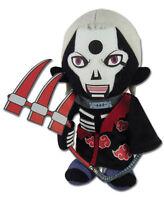 1x Authentic Naruto Shippuden 10 Grim Reaper Hidan Ge-8973 Great Eastern Plush