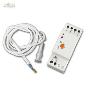 Daemmerungsschalter-Schalttafel-Einbau-IP65-230V-Daemmerungssensor-Schalter