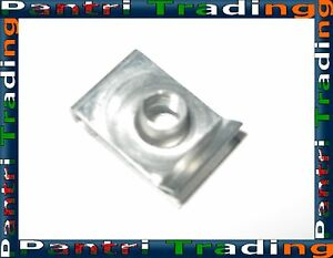 Mercedes-M6-x-1-00-mm-Body-Chassis-Nut-Clip-A0009908556