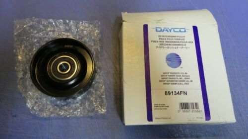 1 DAYCO 89134FN Drive Belt Idler Pulley Number on Pulley 04E15 NEW in Box