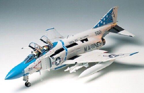 Tamiya America [TAM] 1:32 F4J Phantom II Plastic Model Kit 60306 TAM60306