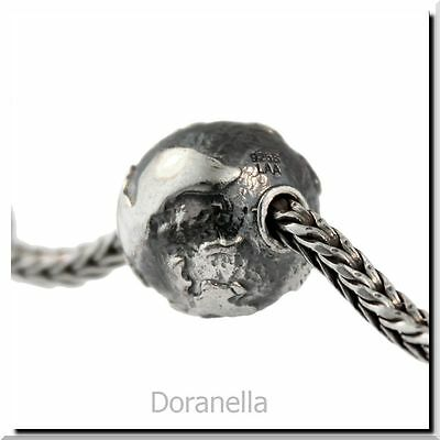 Authentic Trollbeads Sterling Silver 11273 Snowball 1