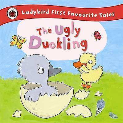 1 of 1 - The Ugly Duckling: Ladybird First Favourite Tales by Penguin Books Ltd (Hardback