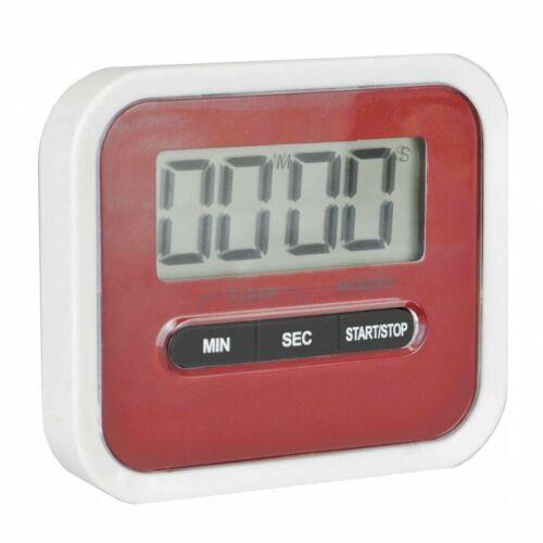 Magnetic Digital Kitchen Timer Cooking Time Food Prep Baking Egg Countdown