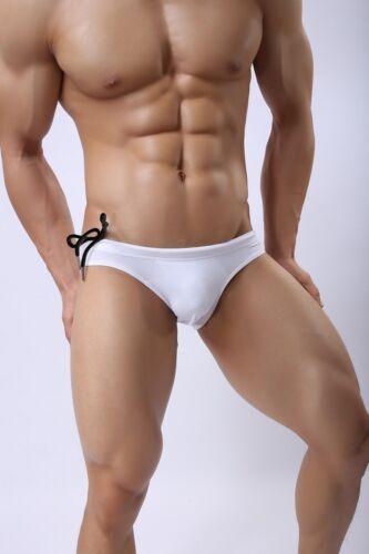 Brave Person men swimwear swim underwear Briefs Bikini swimming trunks S M L XL