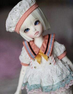1/3 8-9 1/4 7-8 6-7 Dal Pullip BJD SD MSD DOD LUTS YOSD dollfie Doll blonde wig