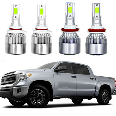 Headlight Filler Compatible with Toyota Tundra 2007-2013// Sequoia 2008-2017 RH