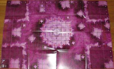 RYUT War of Light DC HeroClix Map OP month 6 ZAMARON