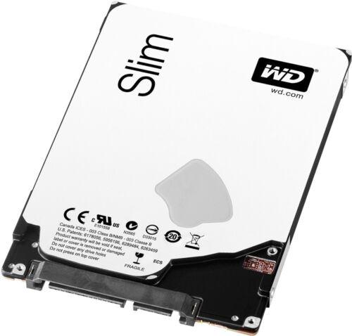"""1 of 1 - NEW 1TB WD Black 7mm SSHD SATA 2.5"""" Internal Hard Drive Disk LAPTOP HDD 8GB NAND"""