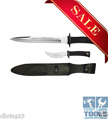 Muela Scorpion Pig & Skinner Combination Kit with Leather Sheath - YMSCO26WSK