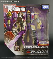 TG-22 BLITZWING Transformers Generations Takara Tomy Japan Voyager 2013 30th